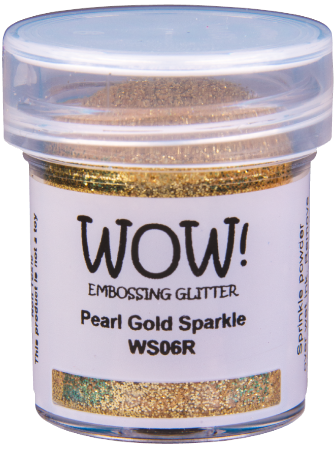 WS06 Pearl Gold Sparkle